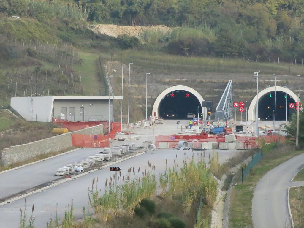 Tunnel Markovec