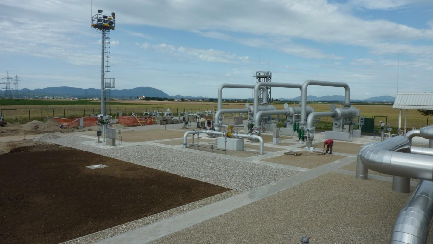 Kompresorska postaja Kidričevo, izgradnja 3. kompresorske enote