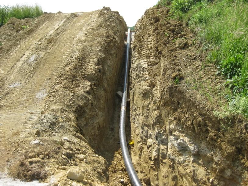 Transmission gas pipeline R21A Šmarje pri Jelšah – Slovenske Konjice