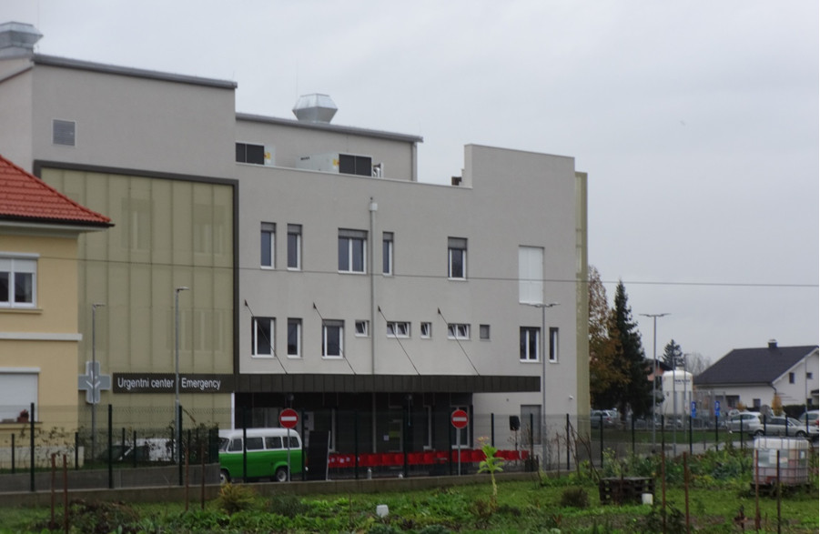 General Hospital Brežice – Emergency Centre