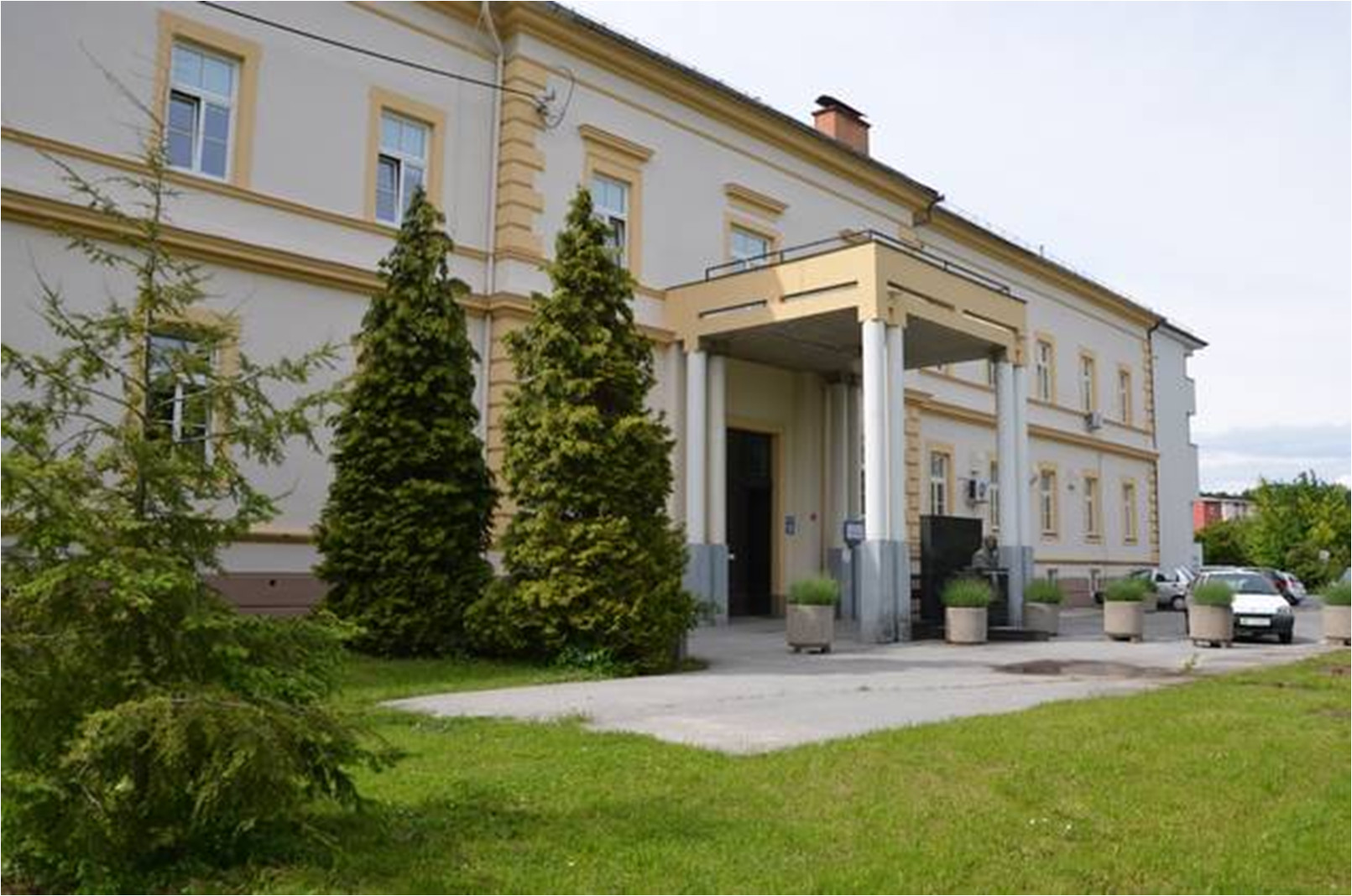 Splošna bolnišnica Ptuj, energetska sanacija