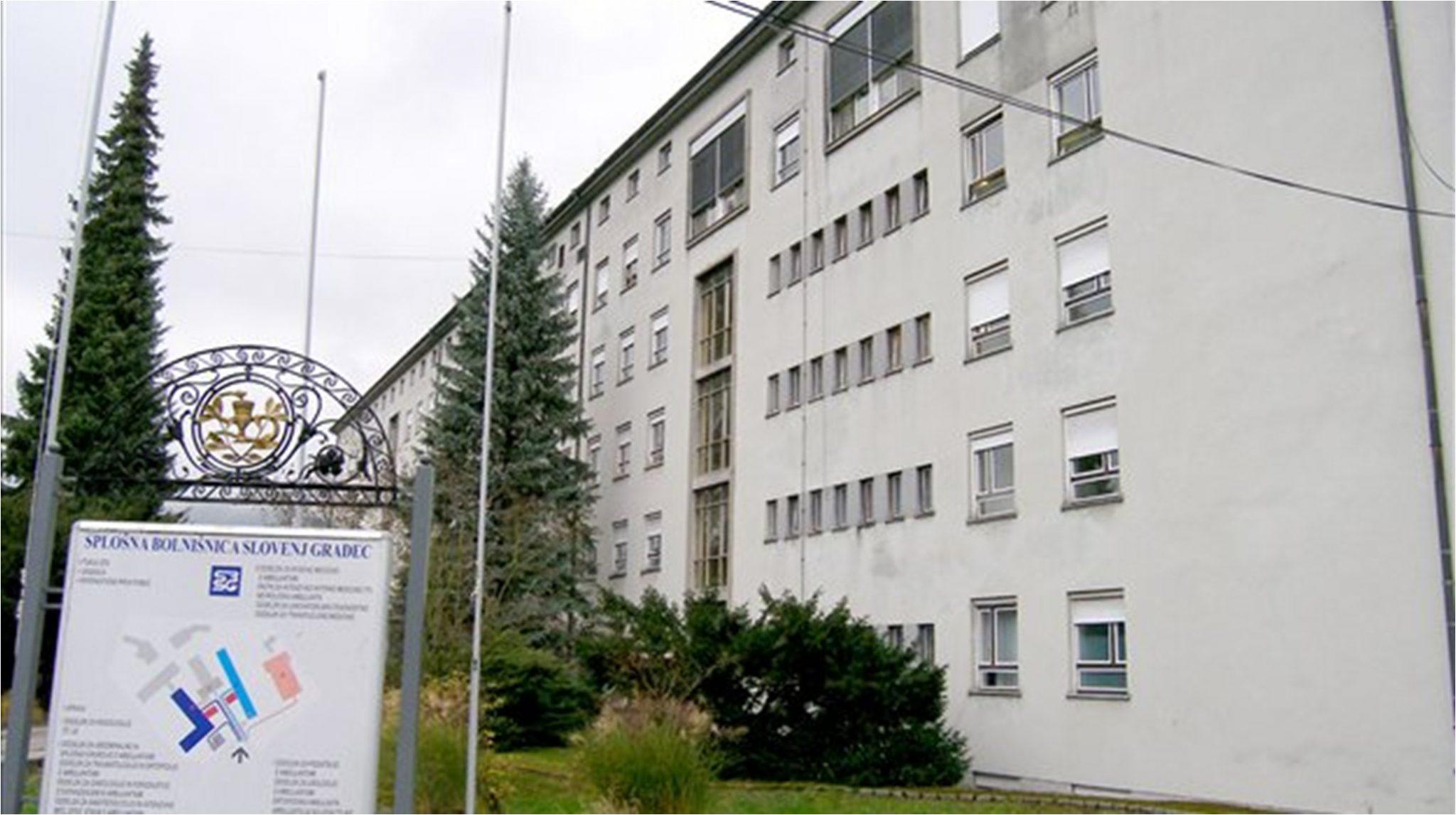 General Hospital Slovenj Gradec – Energy renovation